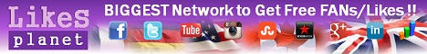 Biggest network to get free fans and likes