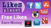 LIKE FB di bayar