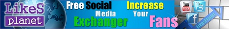 Free social media exchanger, increase your fans