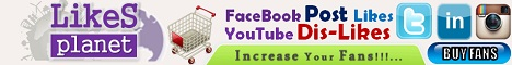 Facebook post likes, YouTube likes and free traffic